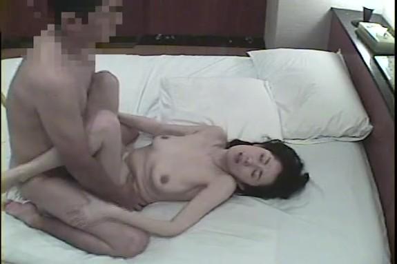【ひとずまセックス動画】50代の不倫カップルのプライベートSEX映像流出!貪欲な閉経マンコが何度も膣内射精をせがむww