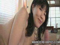 【ひとずま無修正動画】四十路の社長夫人の黒ずんだおまんこに生チンポをぶち込み膣内で果てるw